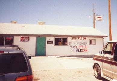 The Little Áléinn, Rachel's fine dining establishment