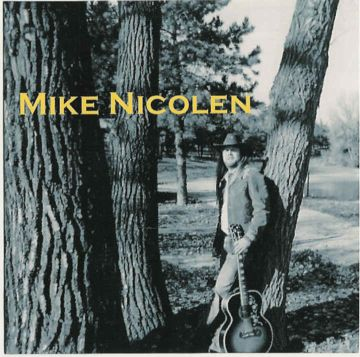Mike Nicolen's first CD