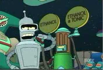 Bender fills up