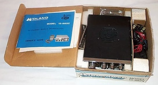 Midland 13-882C, open box