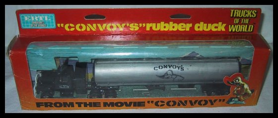 ERTL CONVOY truck in package