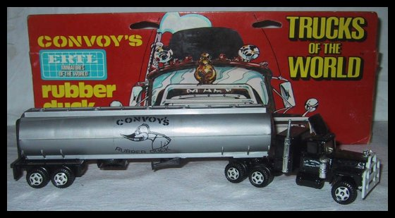 ERTL CONVOY truck out of package