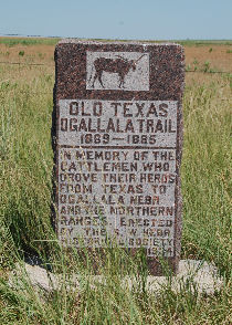 Old Texas Ogallala Trail