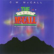 The Real McCall CD. Cover scan by T A Chafin.