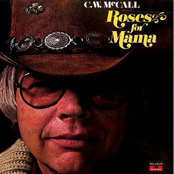 Roses For Mama LP. Cover scan by T A Chafin.